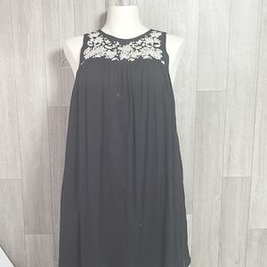 Wilfred Black Lined Dress